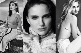 娜塔莉波曼、珍妮佛羅培茲、賈靜雯IG一片黑白,大聲疾呼#womensupportingwomen
