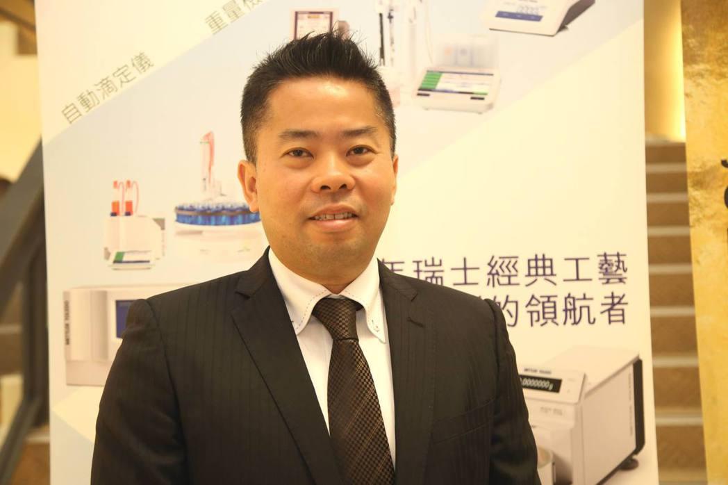唐和公司副總經理周敏華表示,藉由引入基礎測量儀器系列,全面擴大產品涵蓋服務面。
