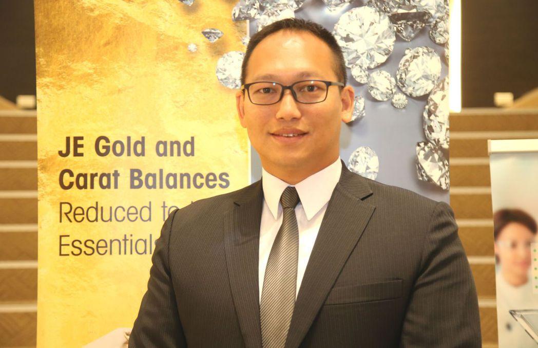 瑞士商梅特勒-托利多台灣分公司總經理胡惠沛表示,LE系列普及型天平 (共八種規格...