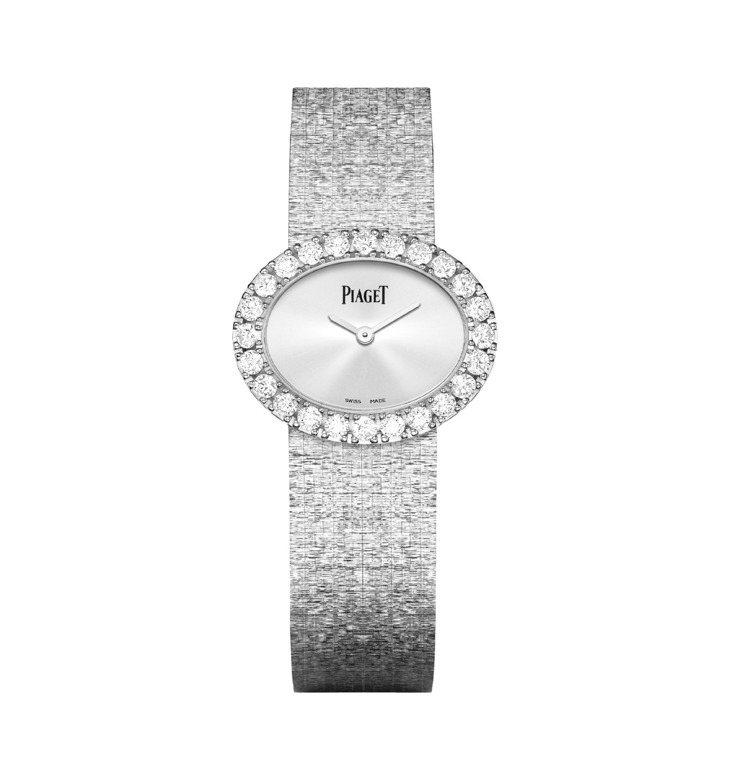PIAGET,Extremely Lady系列18K白金鑽石腕表(G0A4021...
