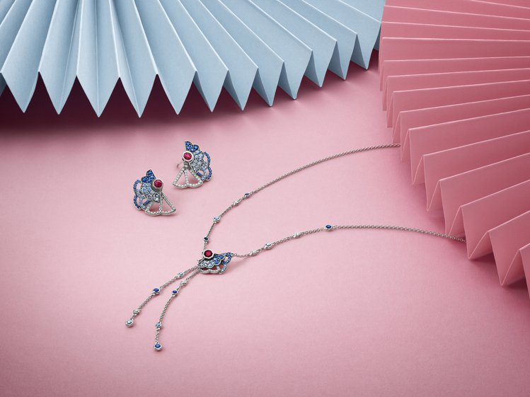 Pandora扇風點愛系列珠寶/3,280元起。圖/Pandora提供