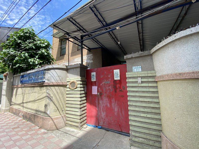 台南市228中受難的律師湯德章故居。記者修瑞瑩/攝影