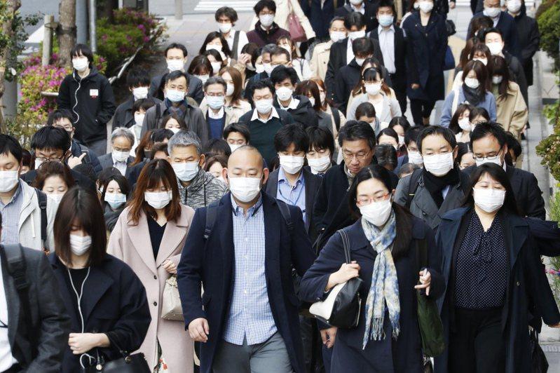 目前日本47個都道府縣皆有病例,且29日單日病例超過千人,創下新紀錄。(圖/美聯社)