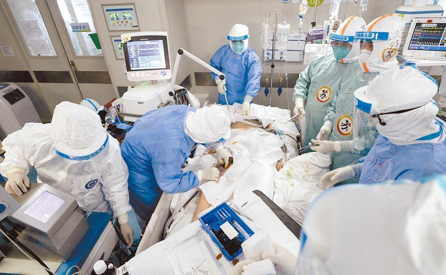 香港累計新冠肺炎確診死亡人數增至24人。新華社資料照片