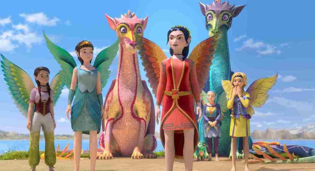 「巴亞拉魔幻冒險」8月7日全台上映。圖/海鵬提供
