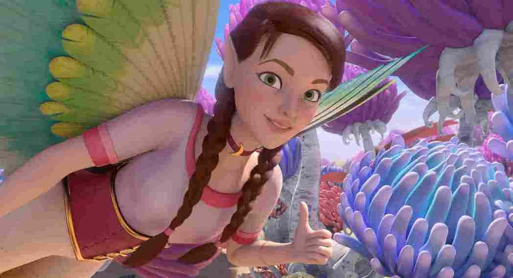 一髮動全局以歐盟為概念「巴亞拉魔幻冒險」導演自栩女主角。圖/海鵬提供