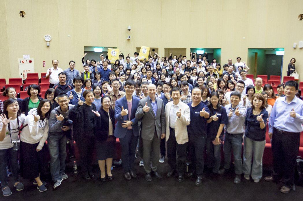 誠致教育基金會希望能帶動台灣掀起一場「個人化學習」的溫柔改革。 圖/誠致教育...