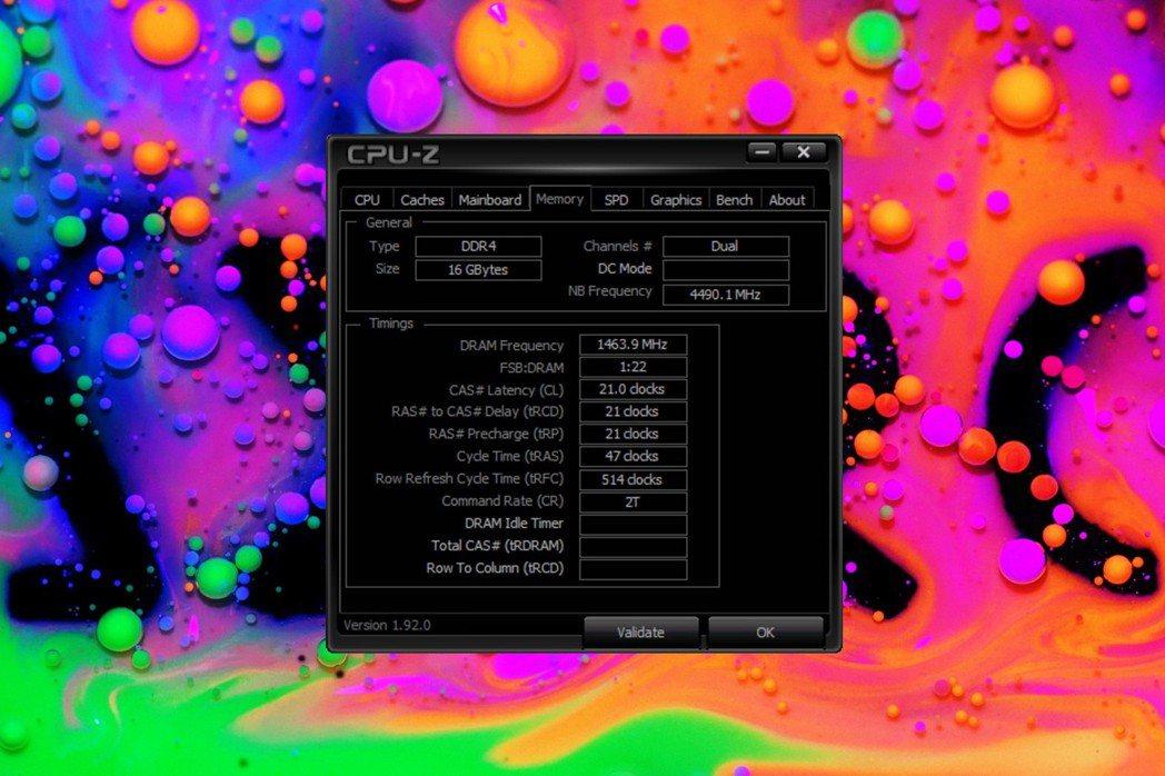記憶體為16GB(8Gx2)DDR4 2666MHz(最高可升級64GB)。...
