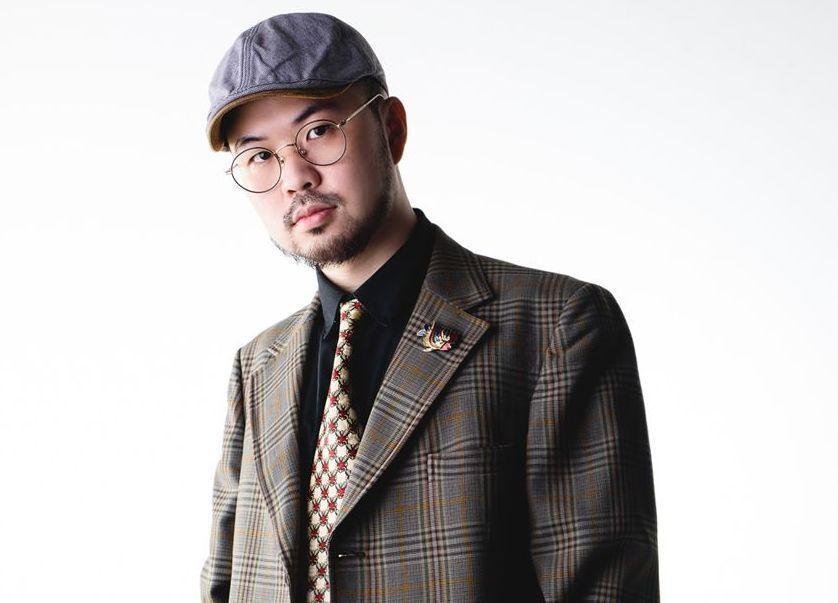 來韓老師這裡學饒舌專書作者韓森。 南臺科大/提供