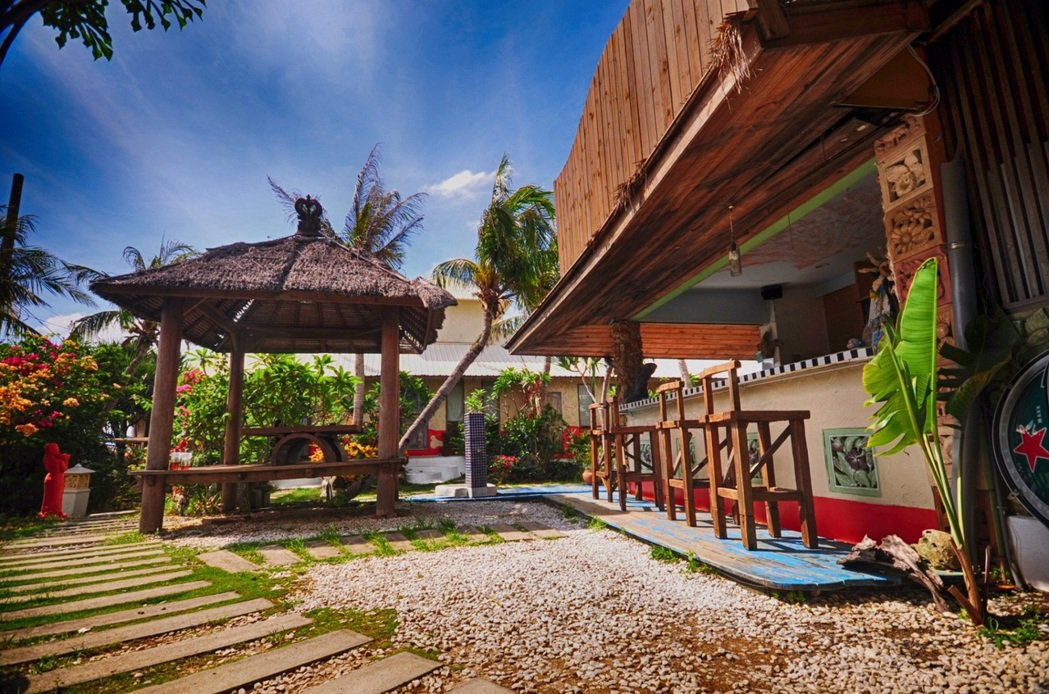 屏東,峇厘島度假屋。 Airbnb /提供