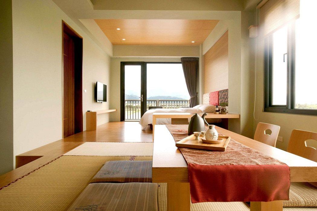 宜蘭,日式和風庭院別墅。 Airbnb /提供
