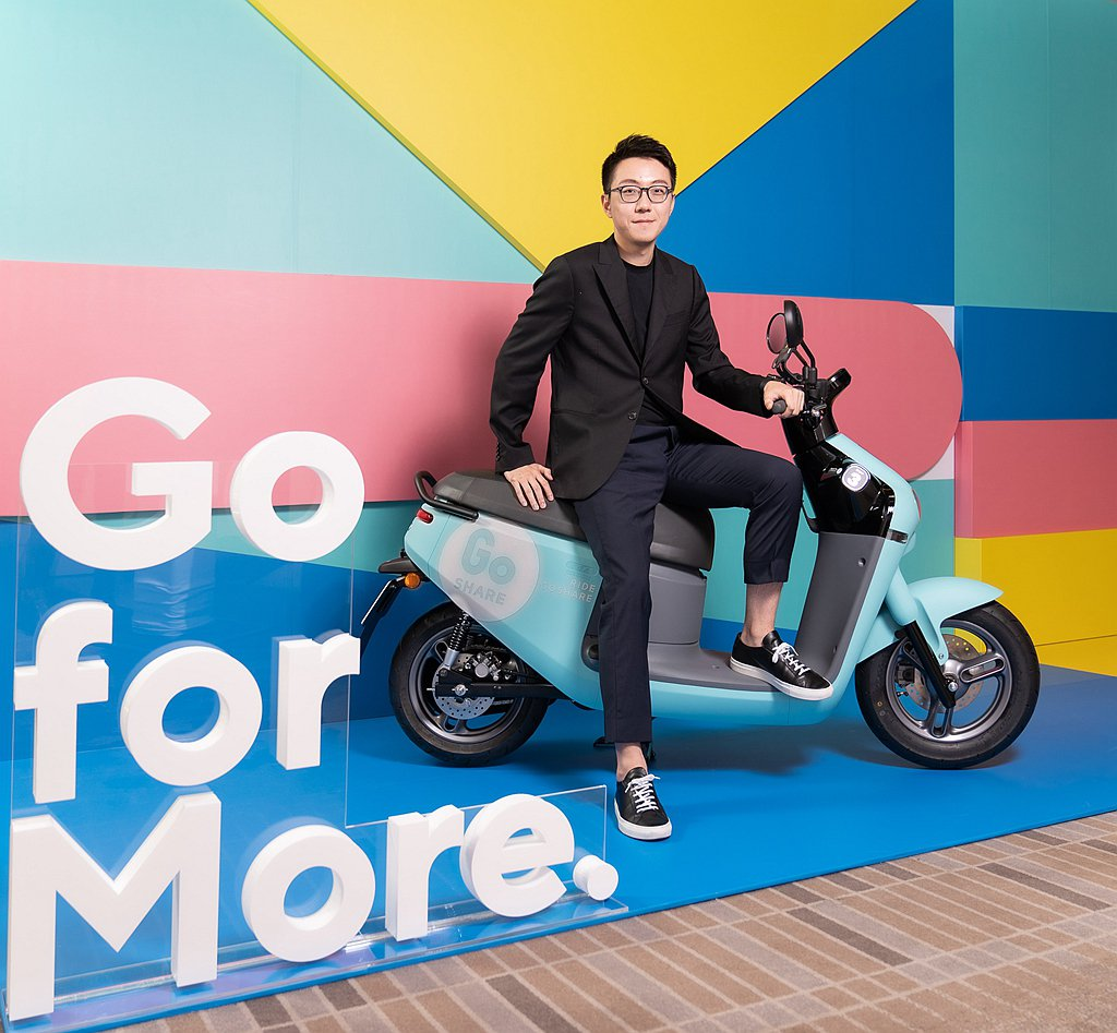 姜家煒強調:「GoShare一直在思考,車輛、手機App、用戶之間如何能夠有更好...