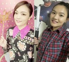 她模仿徐佳瑩曬「單身手冊」 網一看全跪:根本雙胞胎