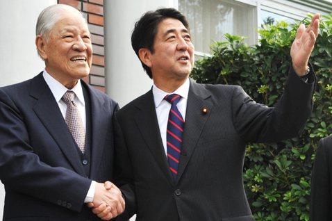 李登輝與日本政壇:繼承者的指教...日本國家迷惘中的感情投射