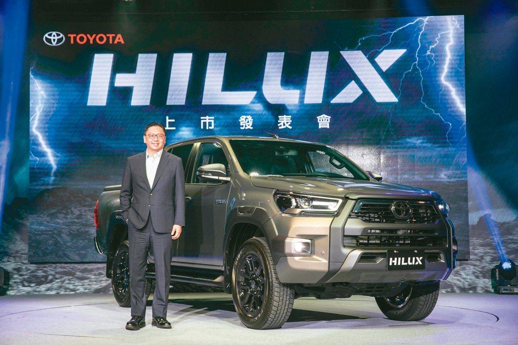 和泰車總經理蘇純興表示,在疫情趨緩下,車市買氣進一步升溫,加上下半年大量改款新車...