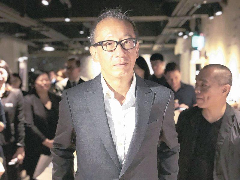 晶華酒店董事長潘思亮(本報系資料庫)