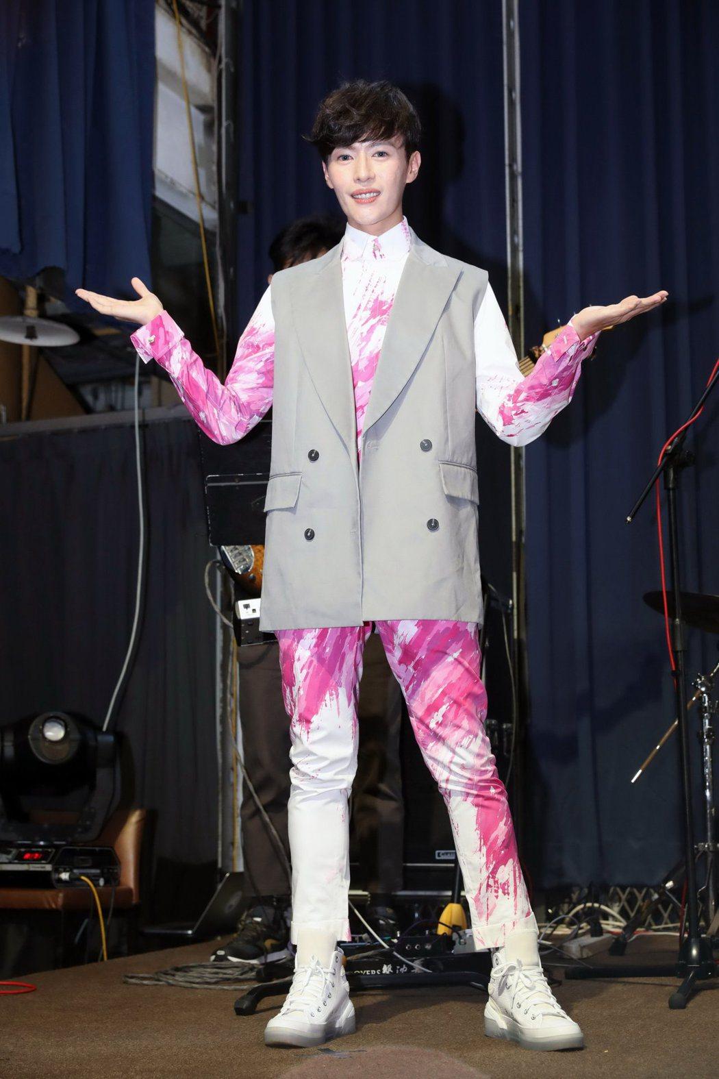 林語菲擔任反霸凌公益大使。圖/菲常動人音樂提供