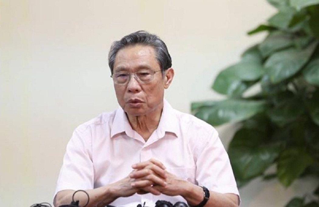 中國工程院院士鍾南山表示香港已出現社區感染,應儘快展開全民核酸篩查。圖/觀察者網