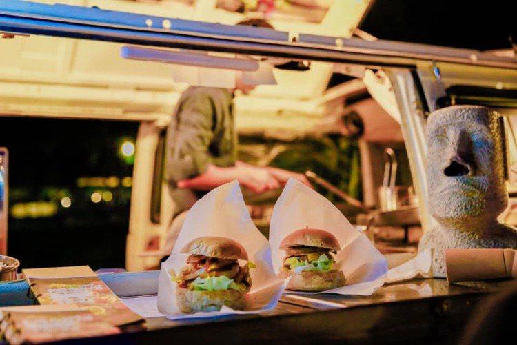 市集美食,Food Geek Truck宅食x札克。圖/摘自品牌粉專
