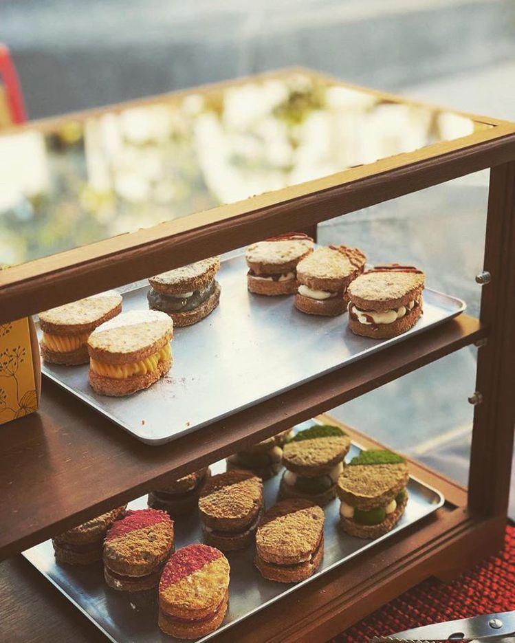市集美食,周秀秀手作洋菓子。圖/摘自品牌粉專