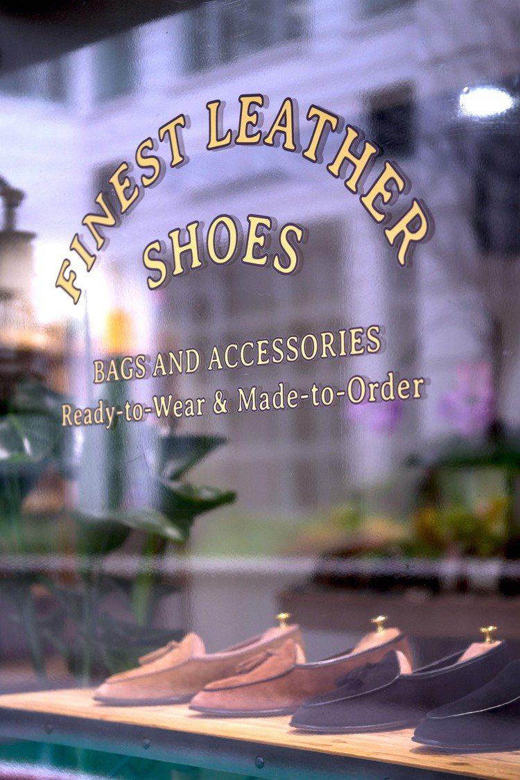 原本以鞋履為主要訴求的Oak Room,現時店中主力以Crockett & Jo...