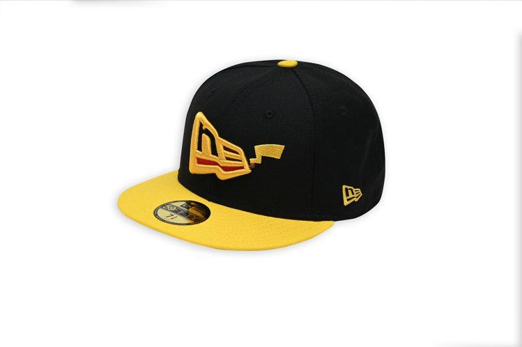 New Era精靈寶可夢聯名系列YOUTH 950帽款1,280元。圖/New ...