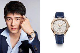伯爵最年輕品牌代言人登場 劉昊然喜入PIAGET Society