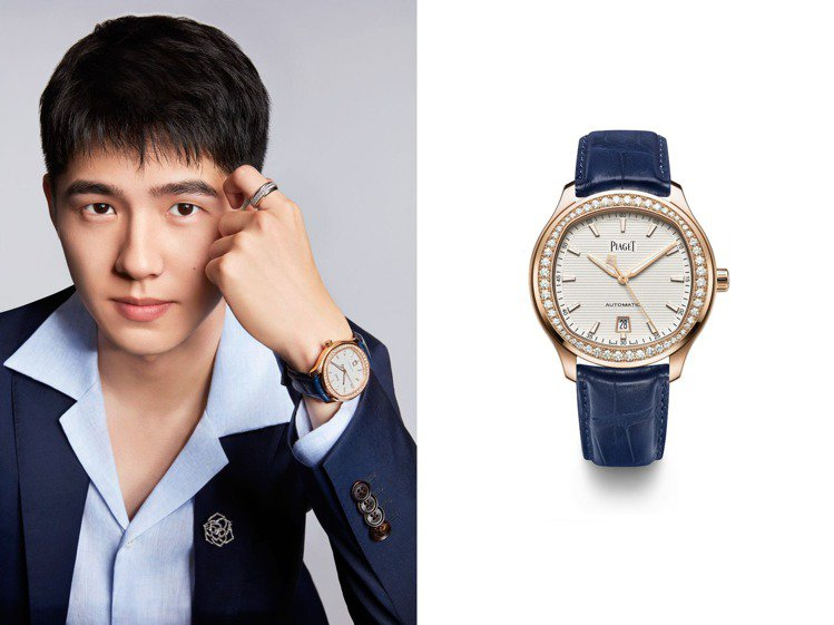 年僅23歲的中國新生代男演員劉昊然,今日正式宣佈成為伯爵(PIAGET)品牌代言...