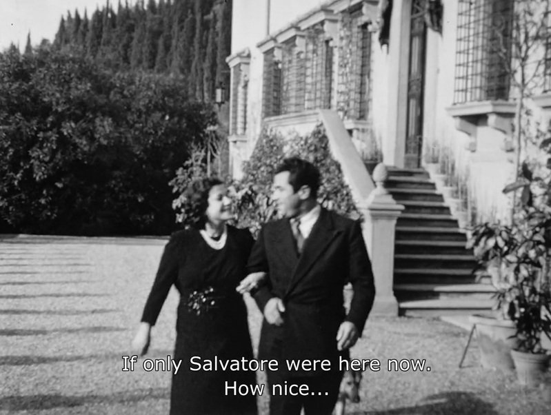 「要是你在就好了!」Ferragamo紀錄電影流露夫妻情深 將亮相威尼斯影展