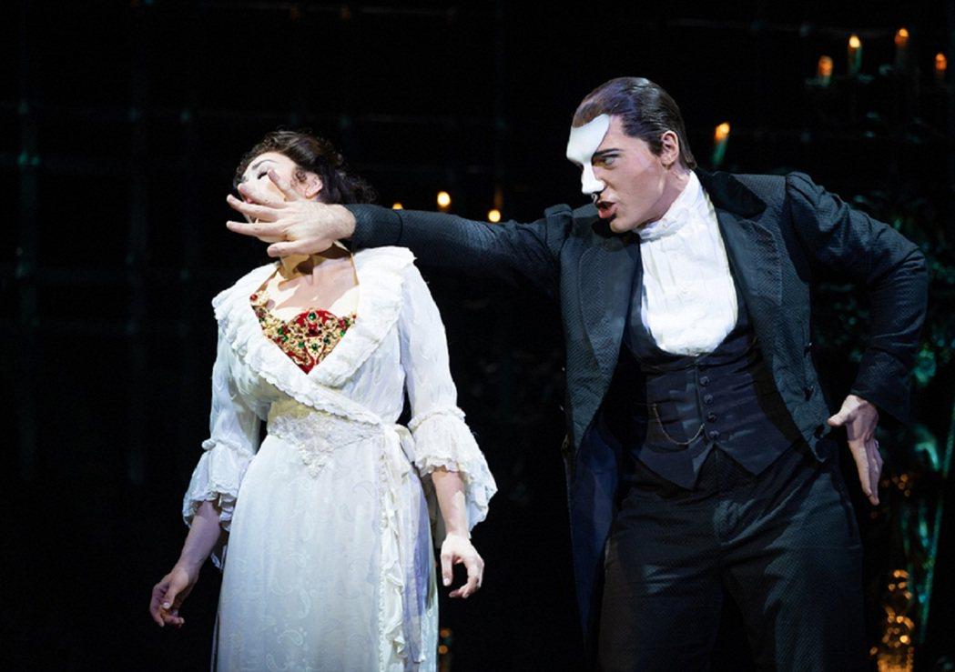 經典音樂劇「歌劇魅影」在台上演後,恐成經典絕響 。圖/寬宏藝術提供