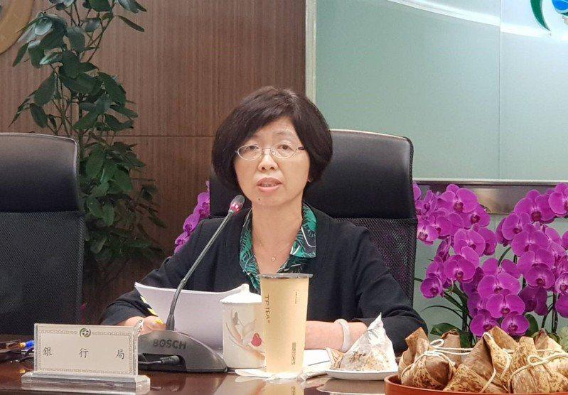 金管會銀行局局長莊琇媛。本報系資料照、記者戴瑞瑤/攝影。