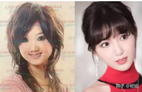 毛曉彤的舊照曾被曝光。圖/摘自微博