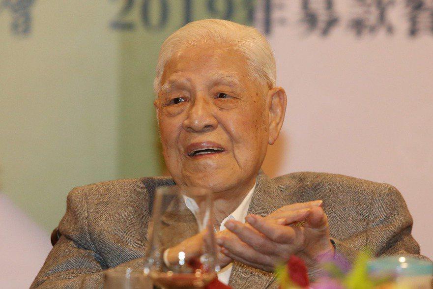 前總統李登輝於7月30日晚間辭世,享耆壽98歲。 圖/聯合報系資料照