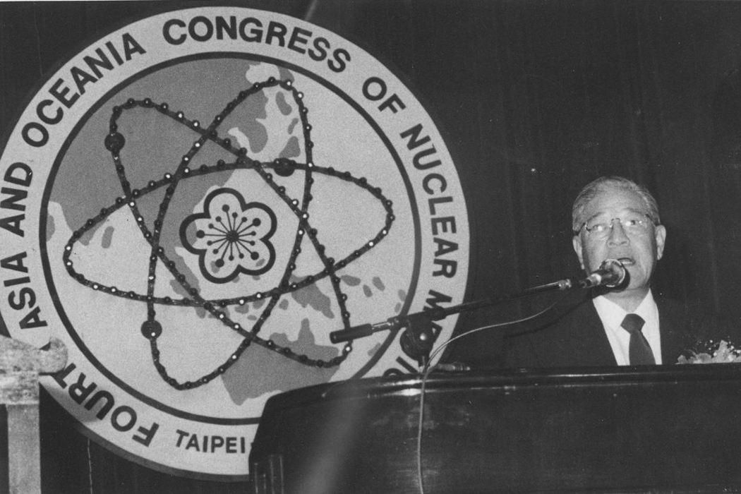 李登輝以國民黨主席的身分,能看出中國歷史如果要從「一統以馭天下」的民族主義中解放出來,是非常不容易的。 圖/聯合報系資料照