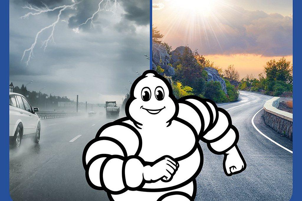 台灣米其林(Michelin)將推出「夏日換米其林 四輪撥千金」品牌專屬夏季回饋...