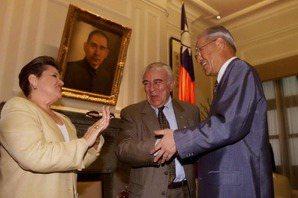 汪浩/兩國論vs.一個中國?那些年,被中美夾攻的李登輝