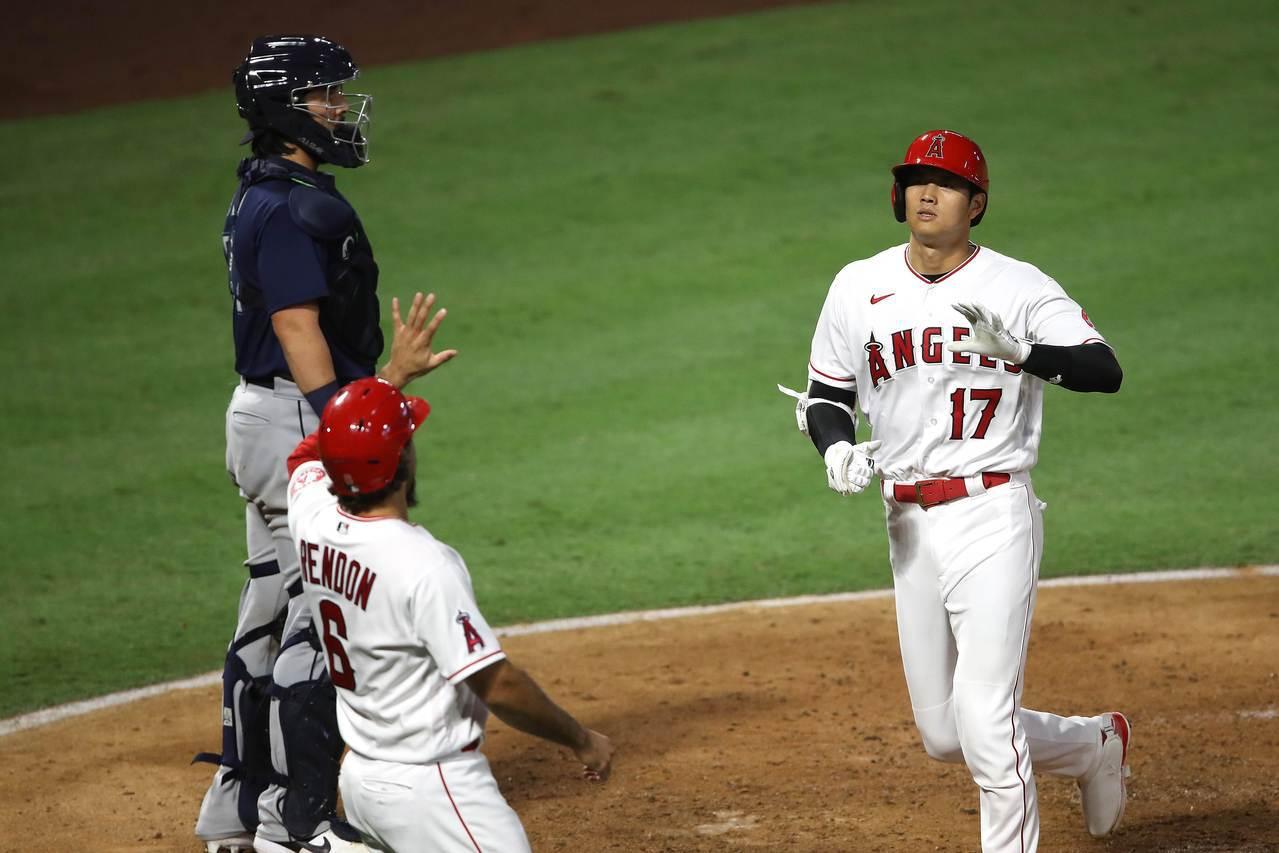 MLB/大谷連兩天開轟 全壘打數並列日籍球員第5