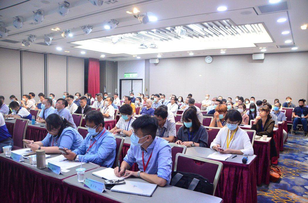 研討會當日現況,業者參與踴躍,獲得廣大迴響。 金屬中心/提供
