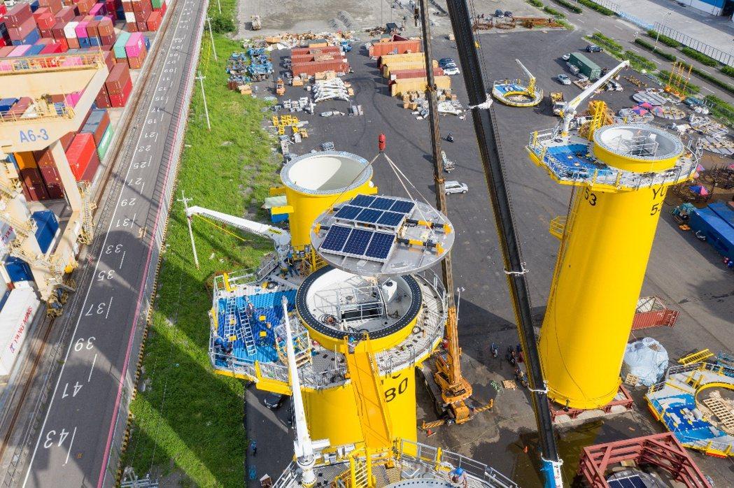 俊鼎機械承接來自德國最先進的製作技術,完成台灣首批國產國造水下基礎轉接段,技術與...