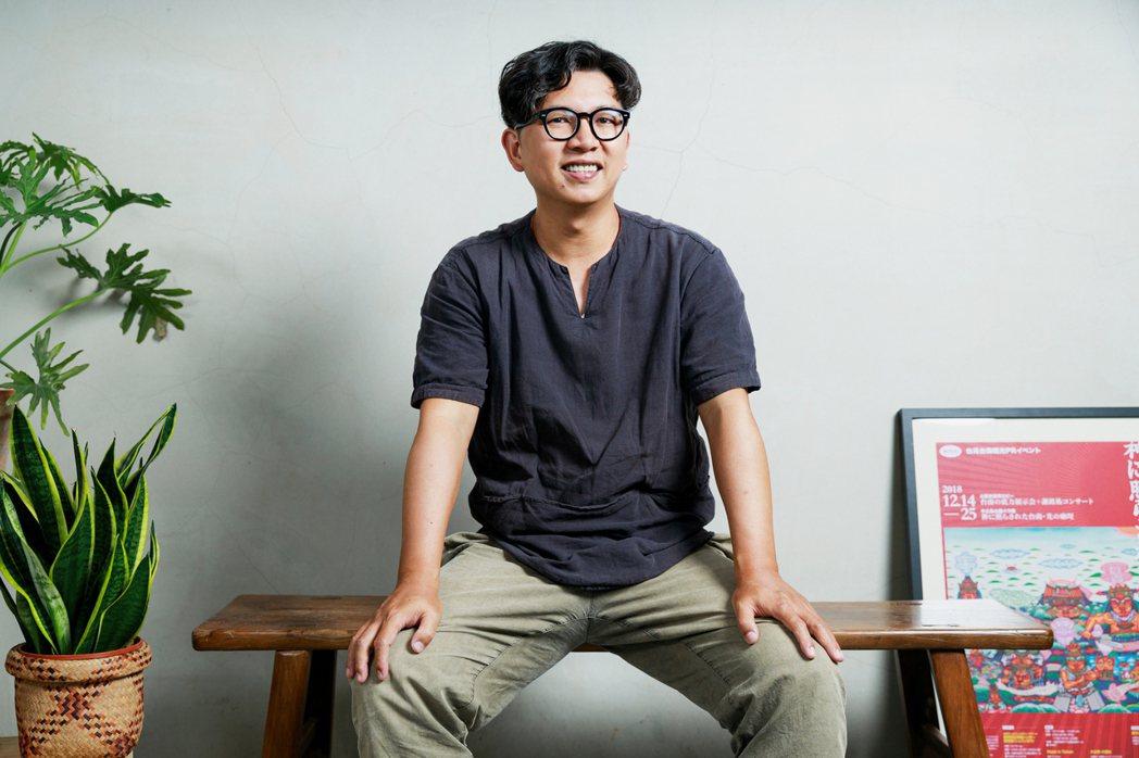 風尚旅行社總經理游智維。 圖/陳軍杉攝影