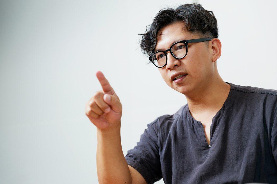 游智維給出觀點「永續,不可能去經濟。」 圖/陳軍杉攝影