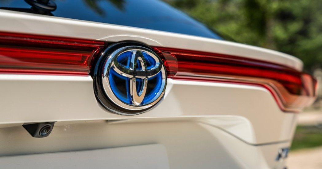 豐田汽車今年上半年賣出416萬輛汽車,重登銷售王寶座。 摘自Toyota