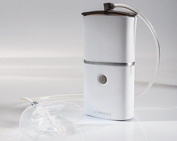 萊鎂醫iNAP One睡眠呼吸中止治療裝置。 萊鎂醫/提供