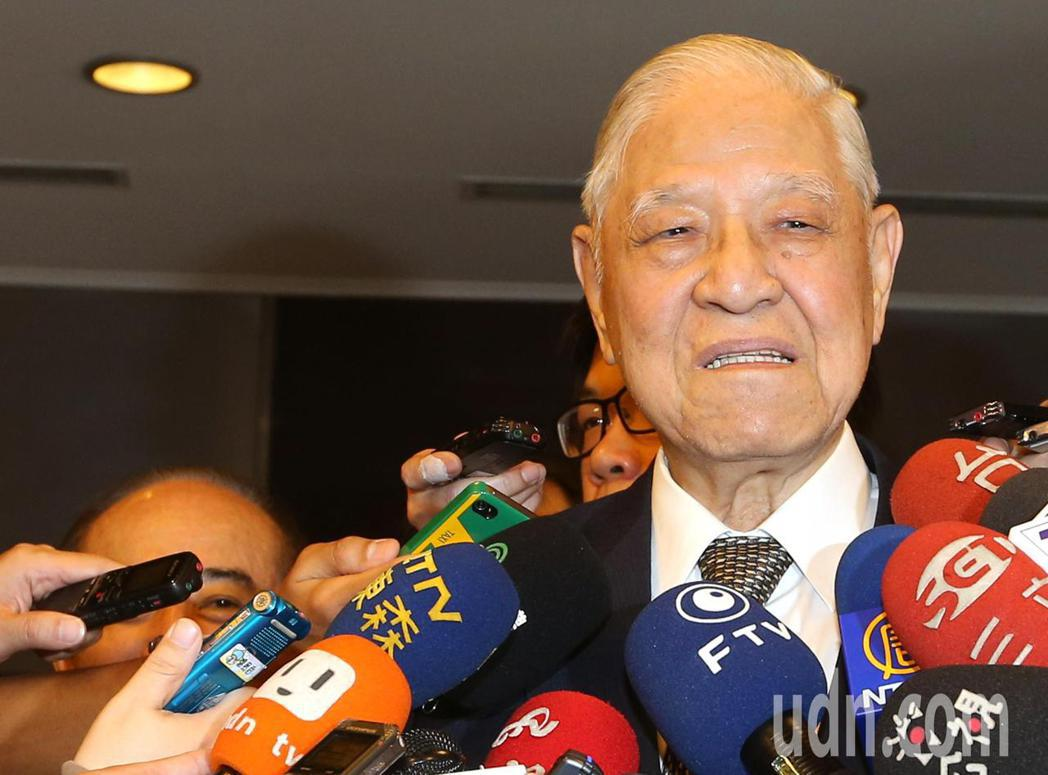 前總統李登輝昨晚病逝北榮,享耆壽98歲。本報資料照片