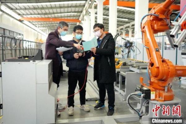 福建平潭今(31)日推出「台陸通」帶薪實習計畫。中新社資料照片