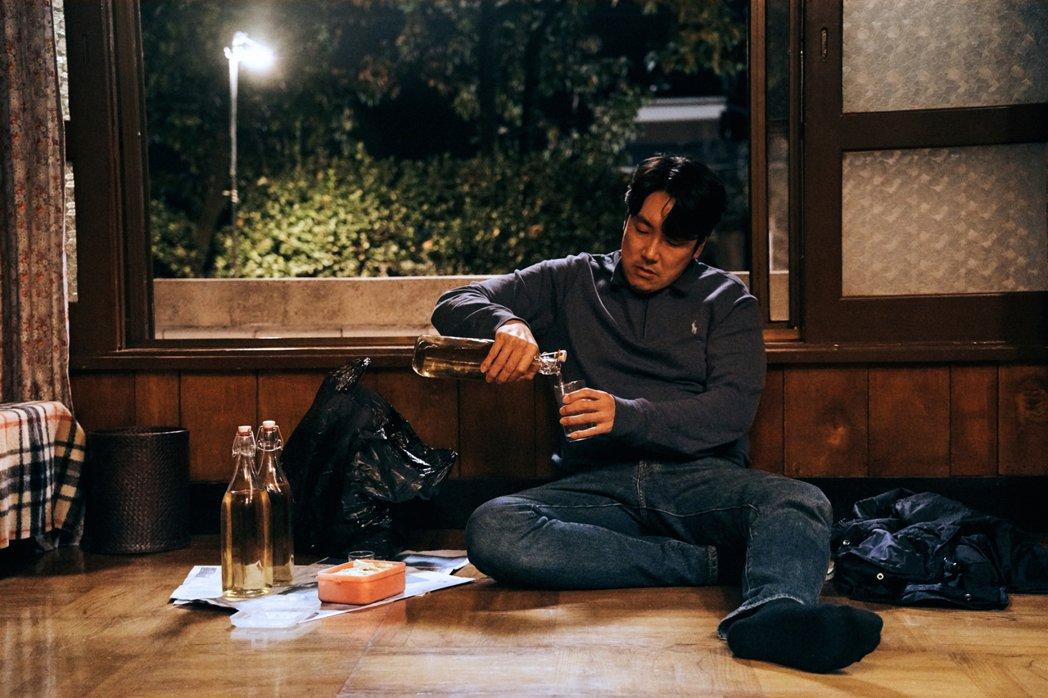 趙震雄為新戲喝垮自己在所不惜。亮點提供  ※ 提醒您:禁止酒駕 飲酒過量有礙健康
