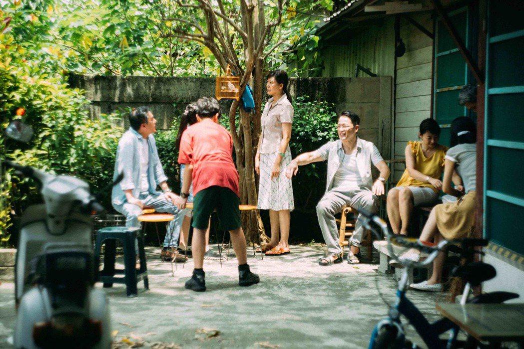 「舊家」是入選威尼斯影展VR單元的另一台灣出品。圖/高雄市電影館提供