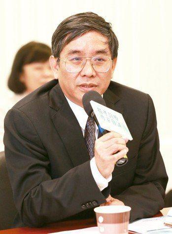 台大醫學院附設癌醫中心新任院長楊志新今(31日)正式接任。圖/本報系資料照