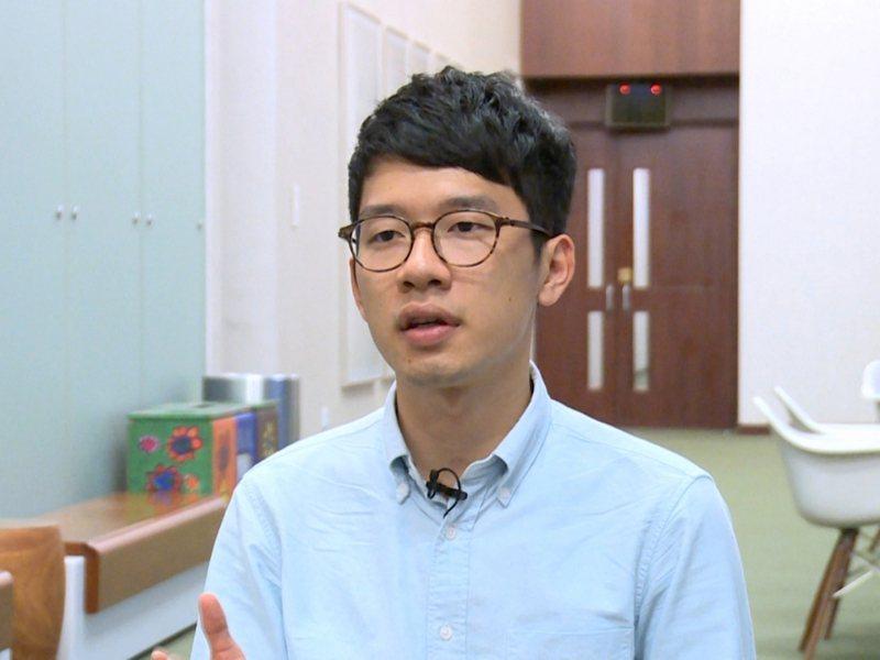 香港眾志創黨主席羅冠聰。(香港電台資料照)