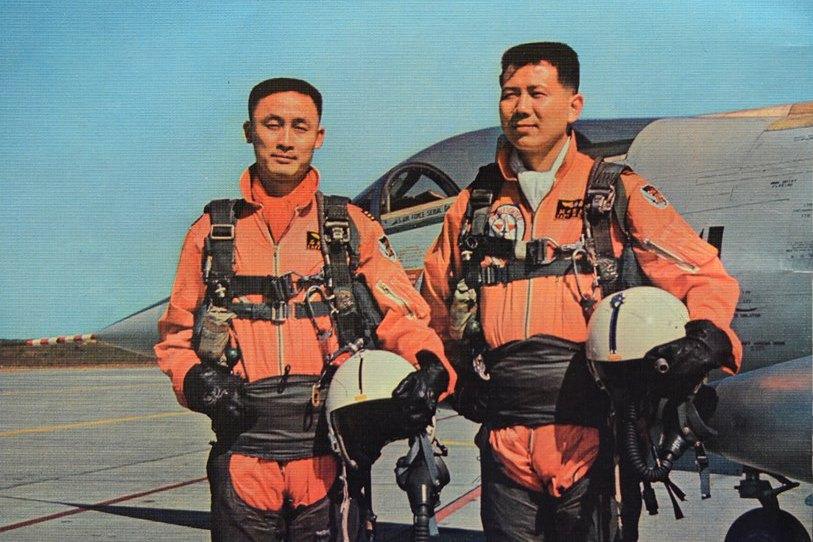 台海最後空戰 擊落共機英雄 81歲石貝波辭世